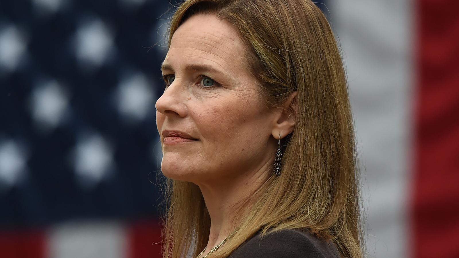 Amy Coney Barrett serà confirmada aquesta matinada com a nova jutge del Tribunal Suprem dels Estats Units