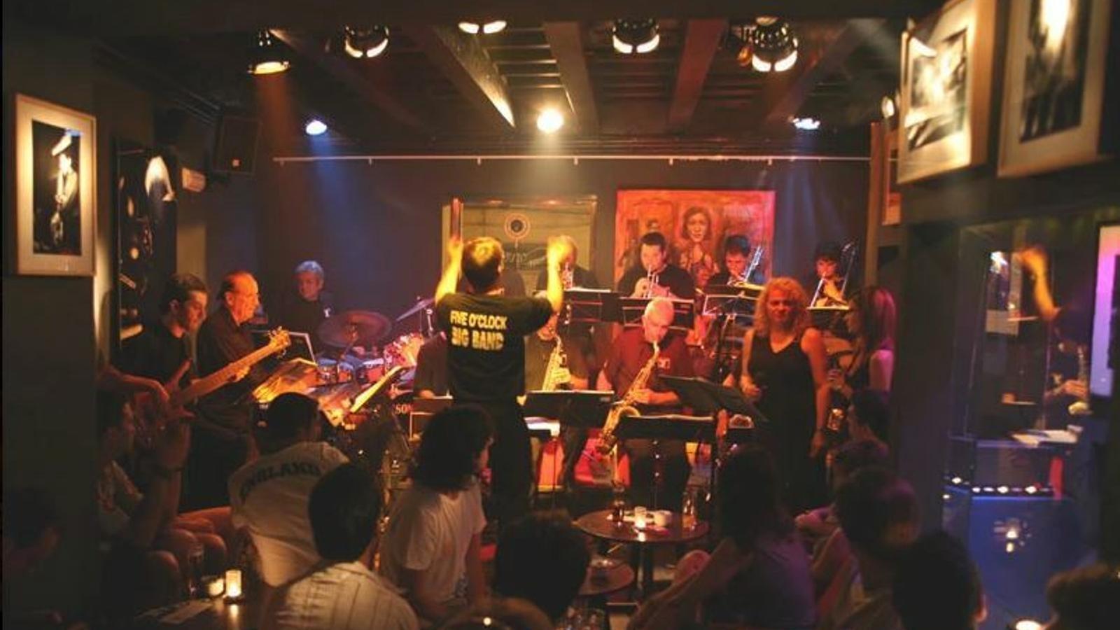Jazz Voyeur Club