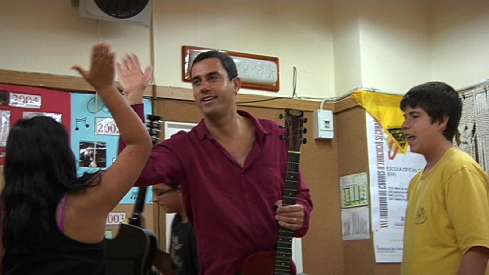 ARA Mestres: Fer de la coral un camí a la inclusió social
