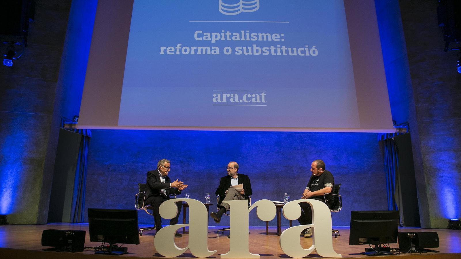 Debat íntegre 'I ara què?': Capitalisme: reforma o substitució?