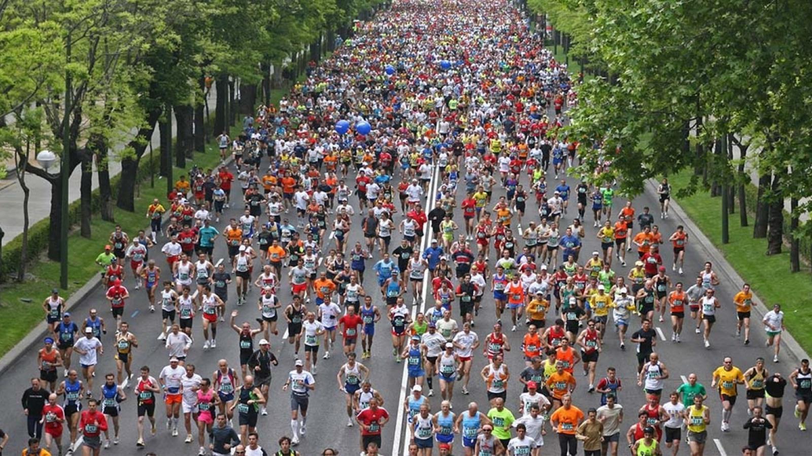 La psicologia maratoniana