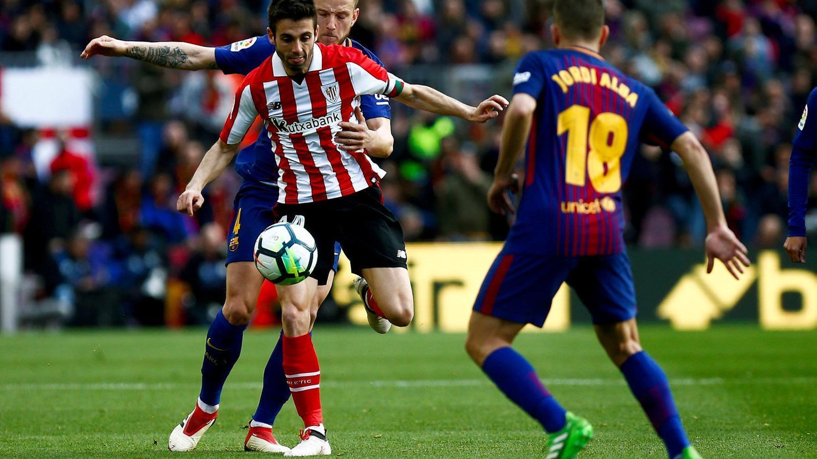 El Barça sense Busquets sap que pot estar tranquil amb Rakitic