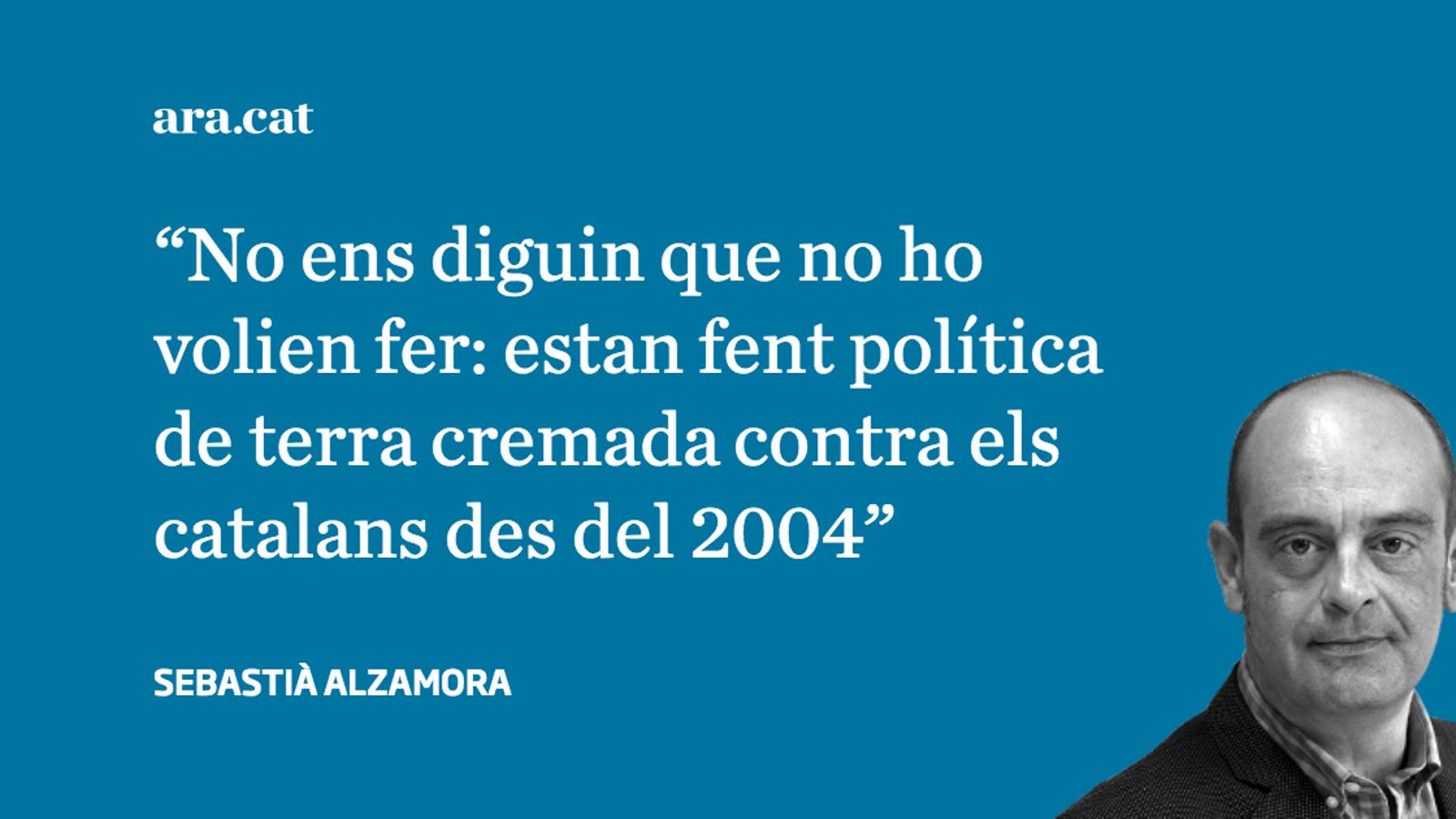 'Cómo se perdió Cataluña'