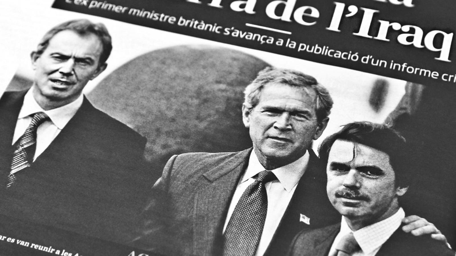 L'editorial d'Antoni Bassas: Lliçons, les justes