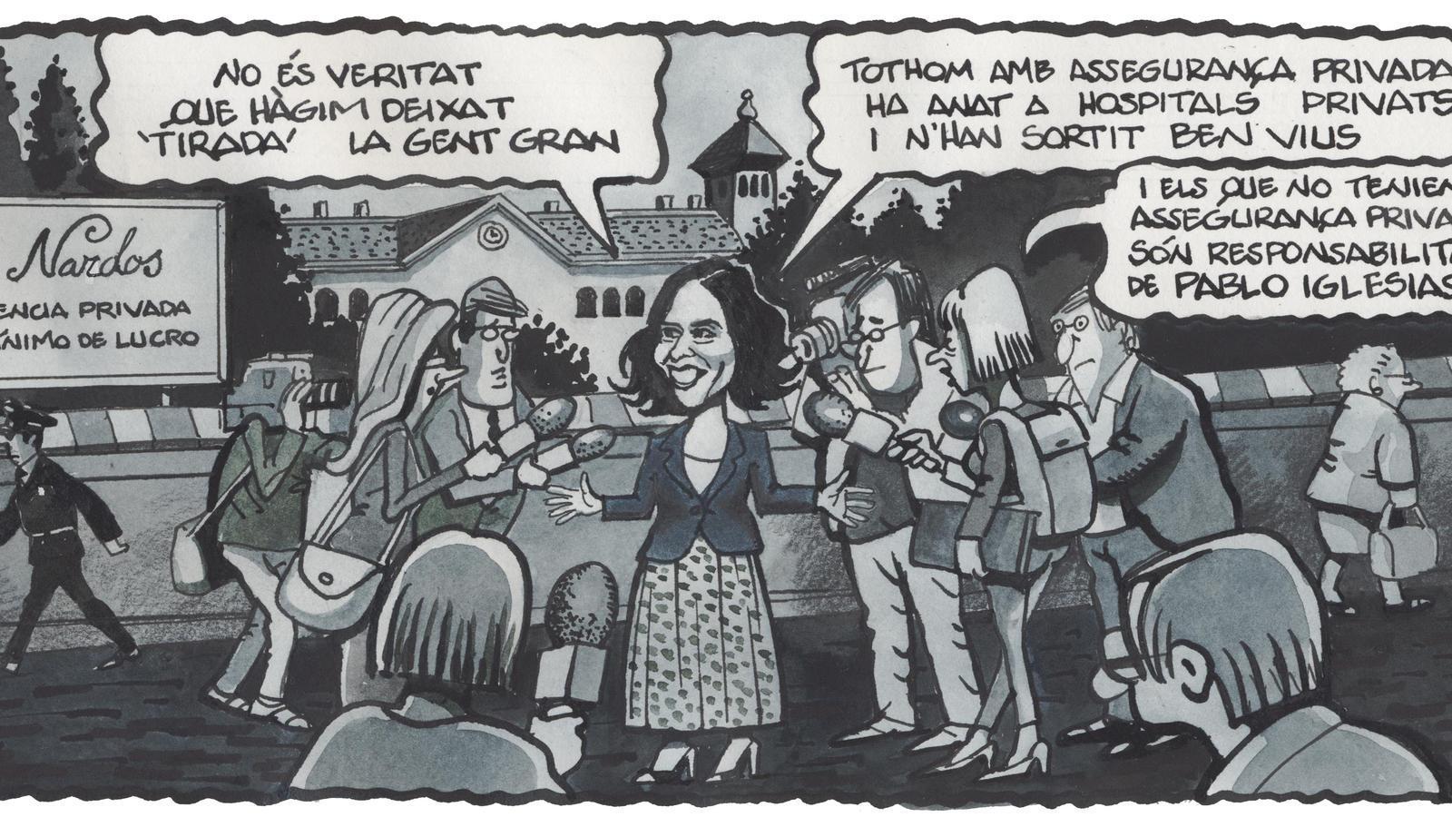 'A la contra', per Ferreres 21/06/2020