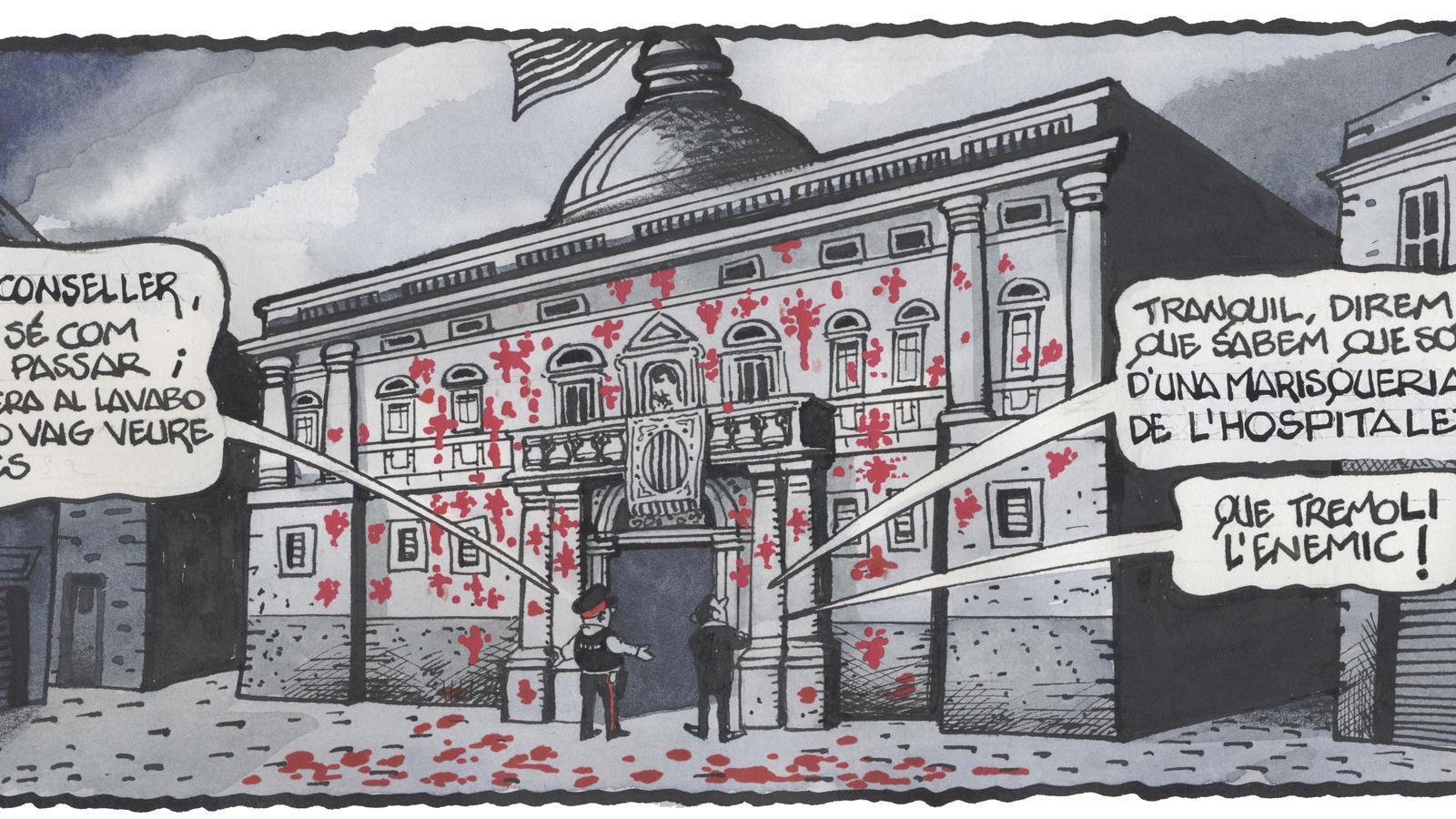 'A la contra', per Ferreres (14/11/2020)