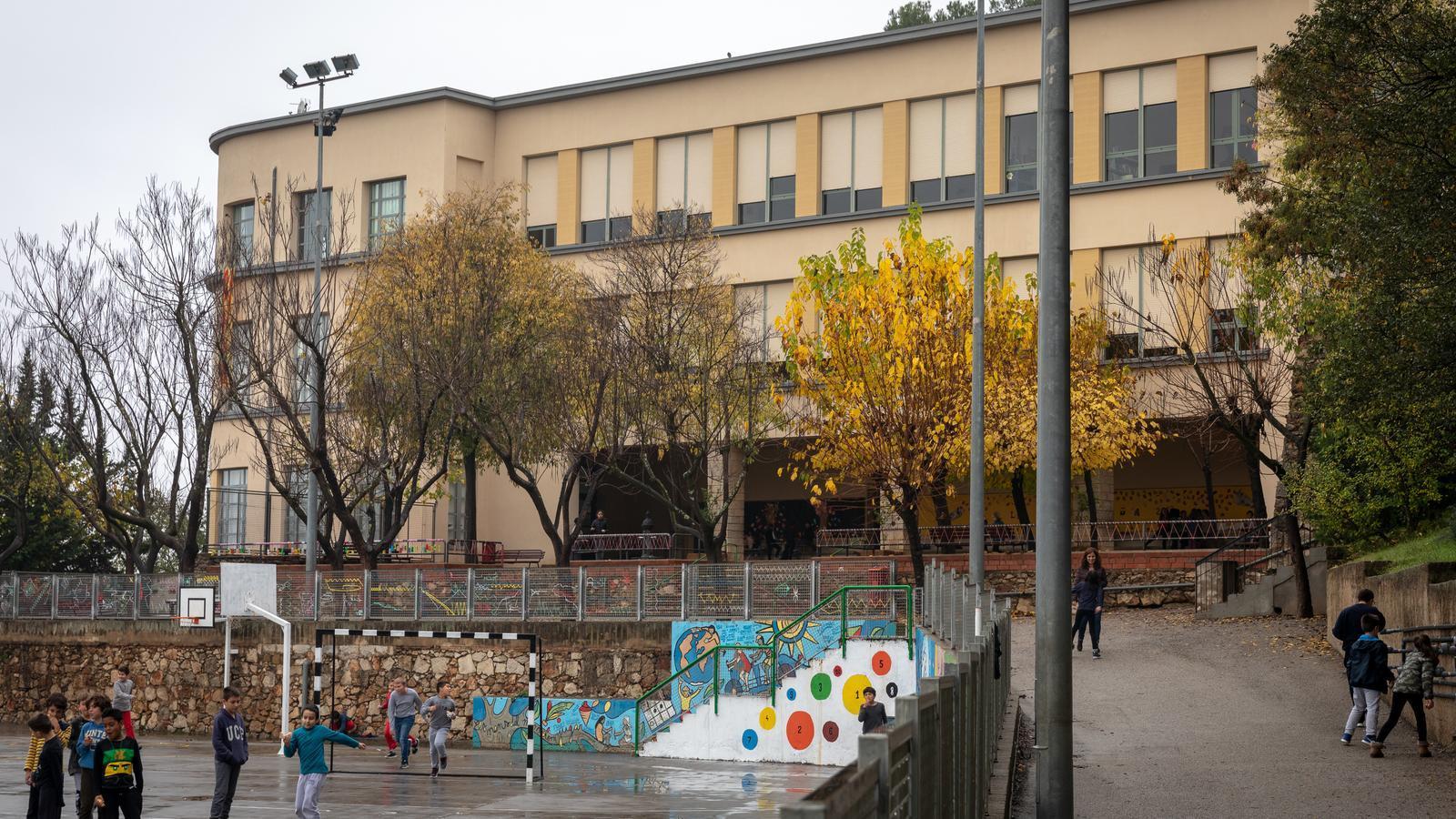 L'escola Ignasi Iglesias, a Girona