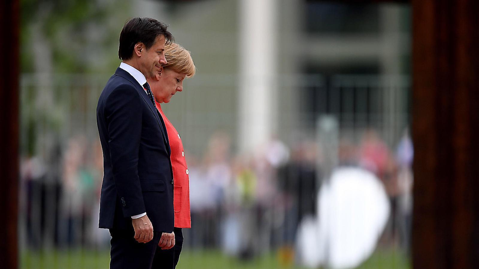 Ultimàtum a Merkel sobre immigració