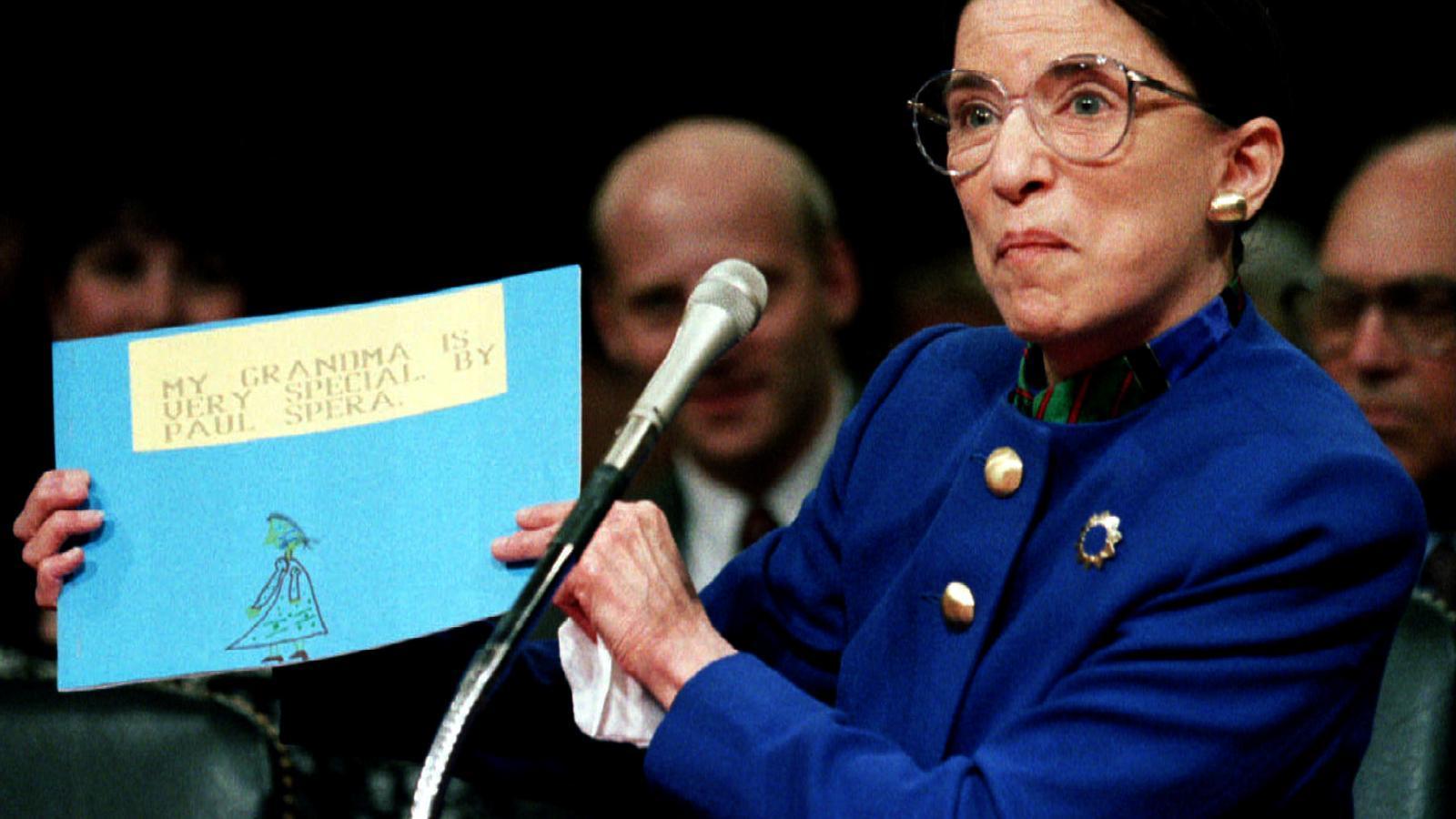 Ruth Bader Ginsburg: un fenomen de masses progressista