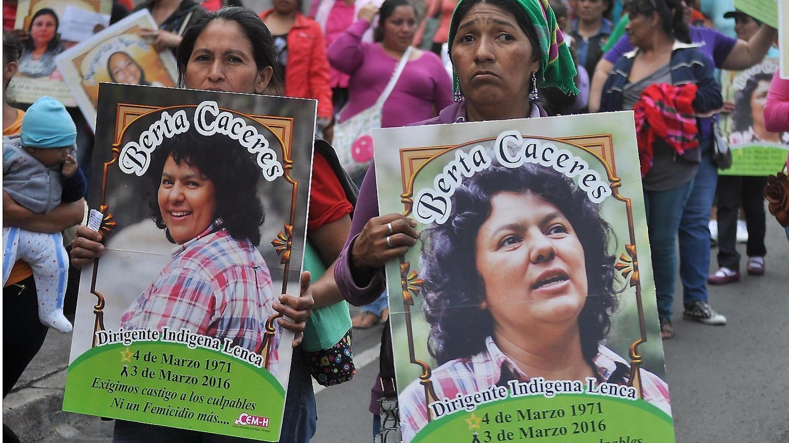 Hondures, el país més perillós per als ambientalistes