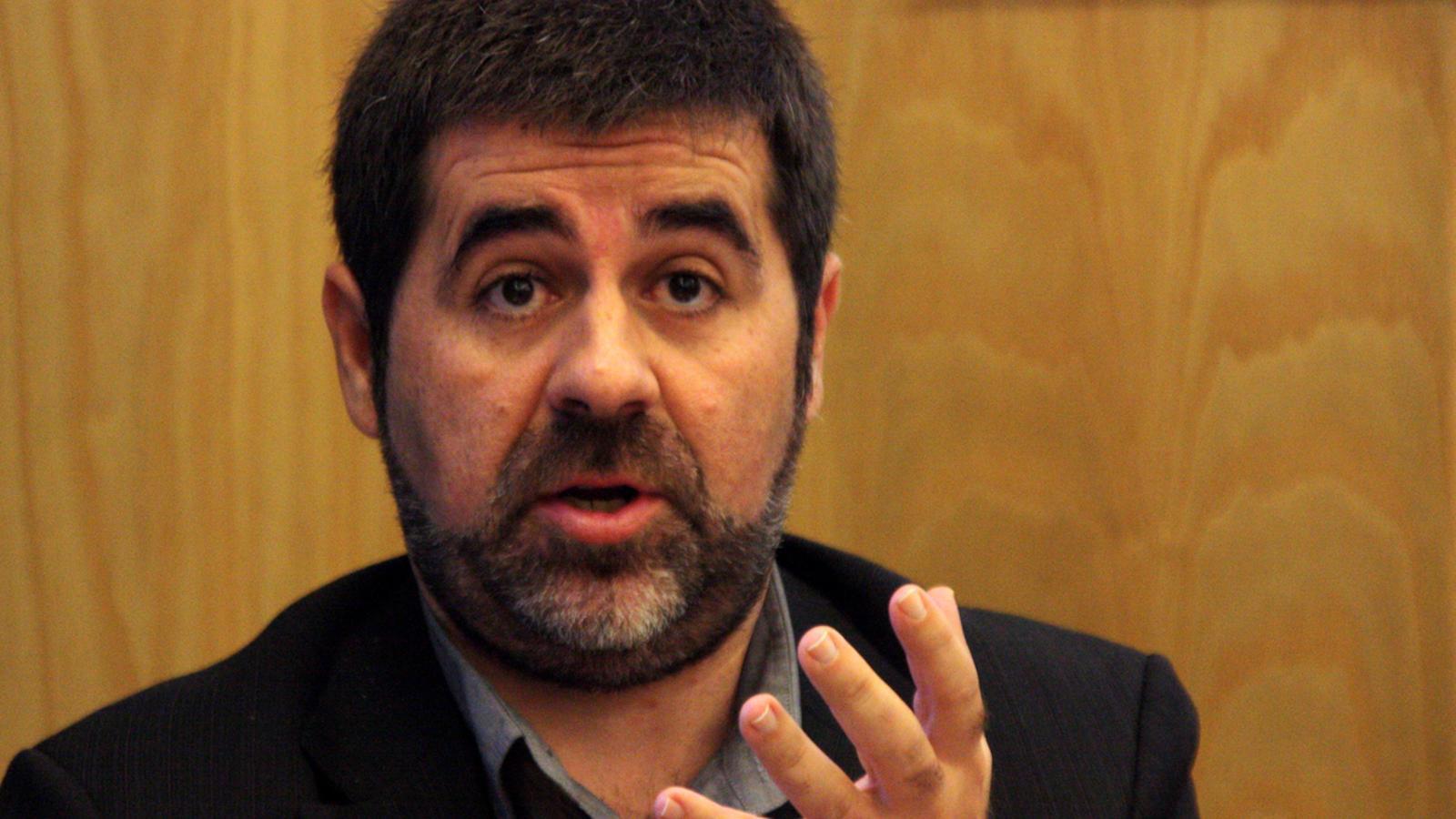 Jordi Sánchez, en una imatge d'arxiu / ACN