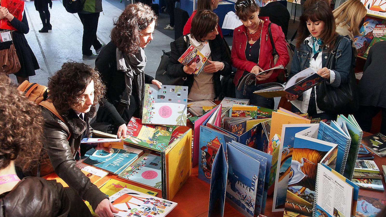 La Fira de Bolonya va comptar amb 80 creadors i 56 editorials catalanes