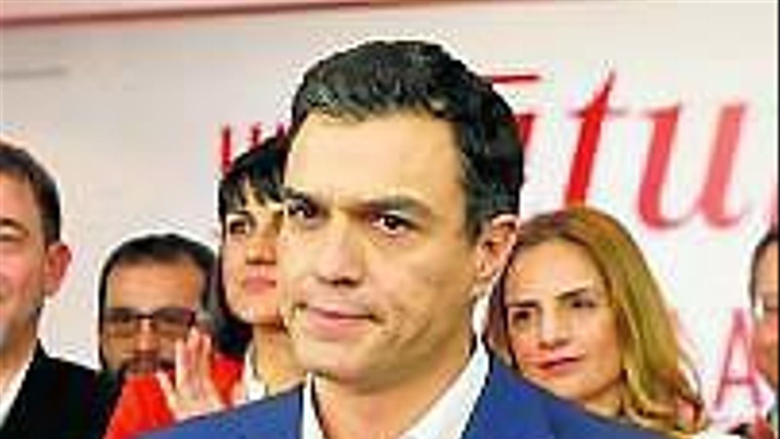 Sánchez ahir a Ferraz.