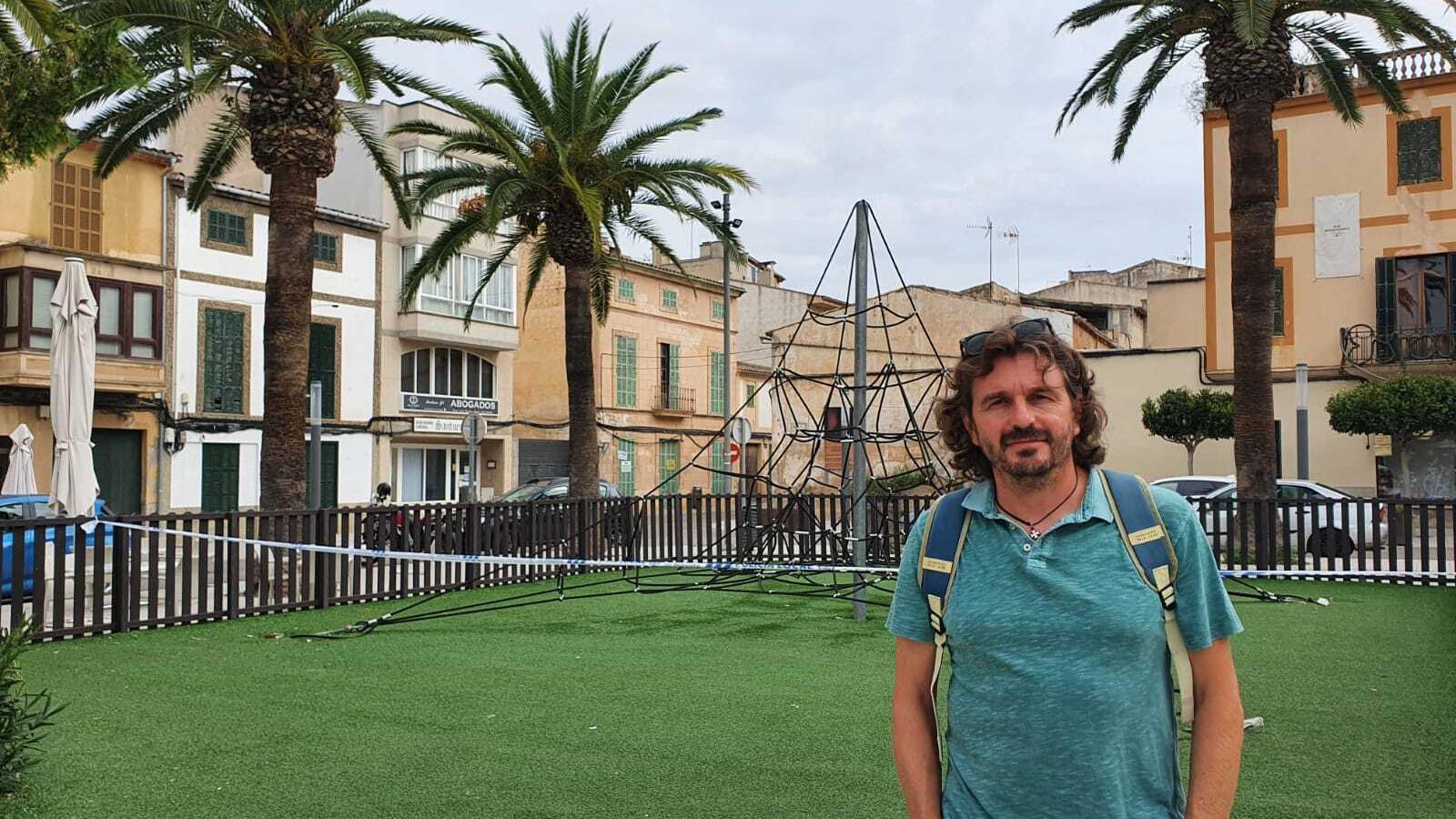 Joan Aznar, cinquè tinent de batlia./ R.F.
