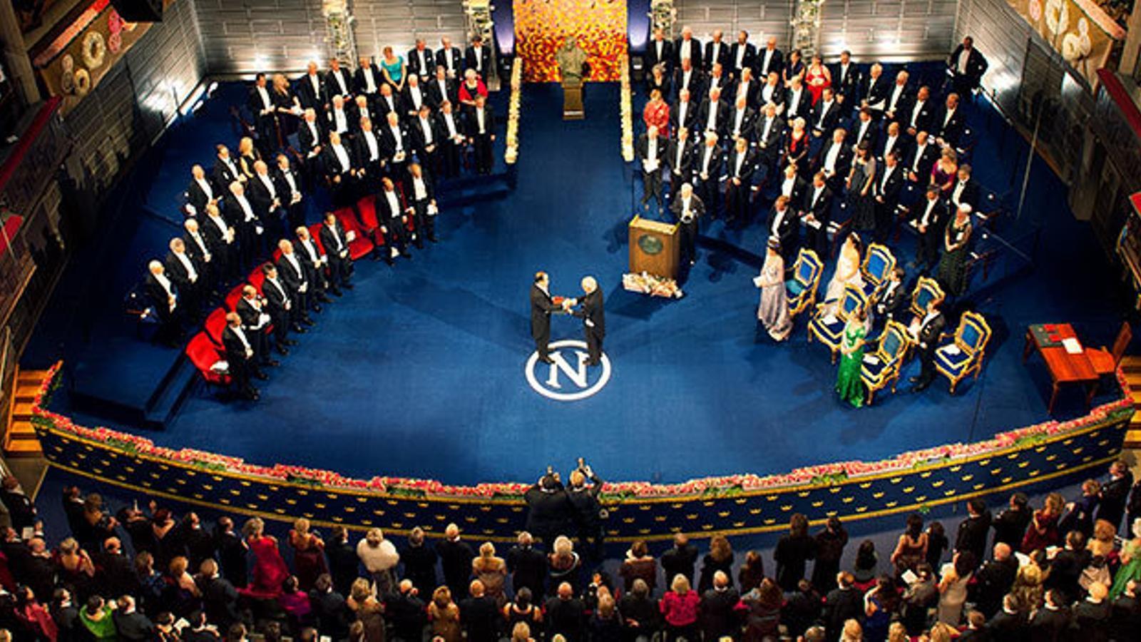 Ajornen el Nobel de literatura, en un cas digne de Stieg Larsson