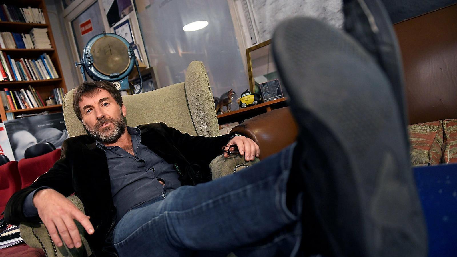"""Antonio de la Torre: """"De petit volia ser actor perquè tenia deliris narcisistes"""""""