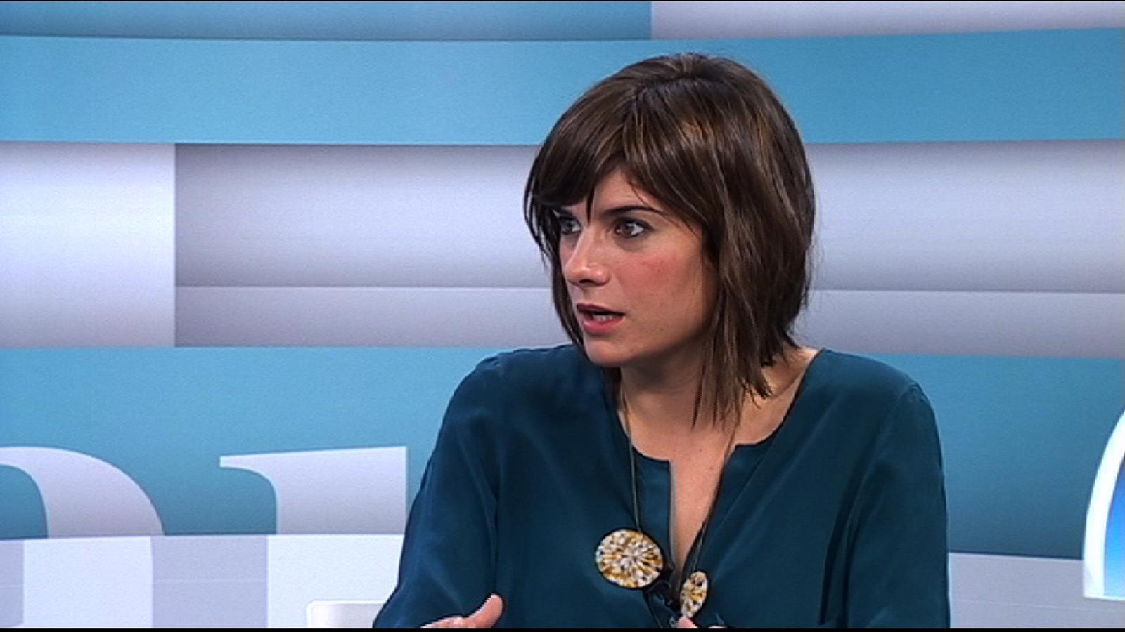 Ariadna Oltra: La feina que estic fent ara em marca un estil de vida