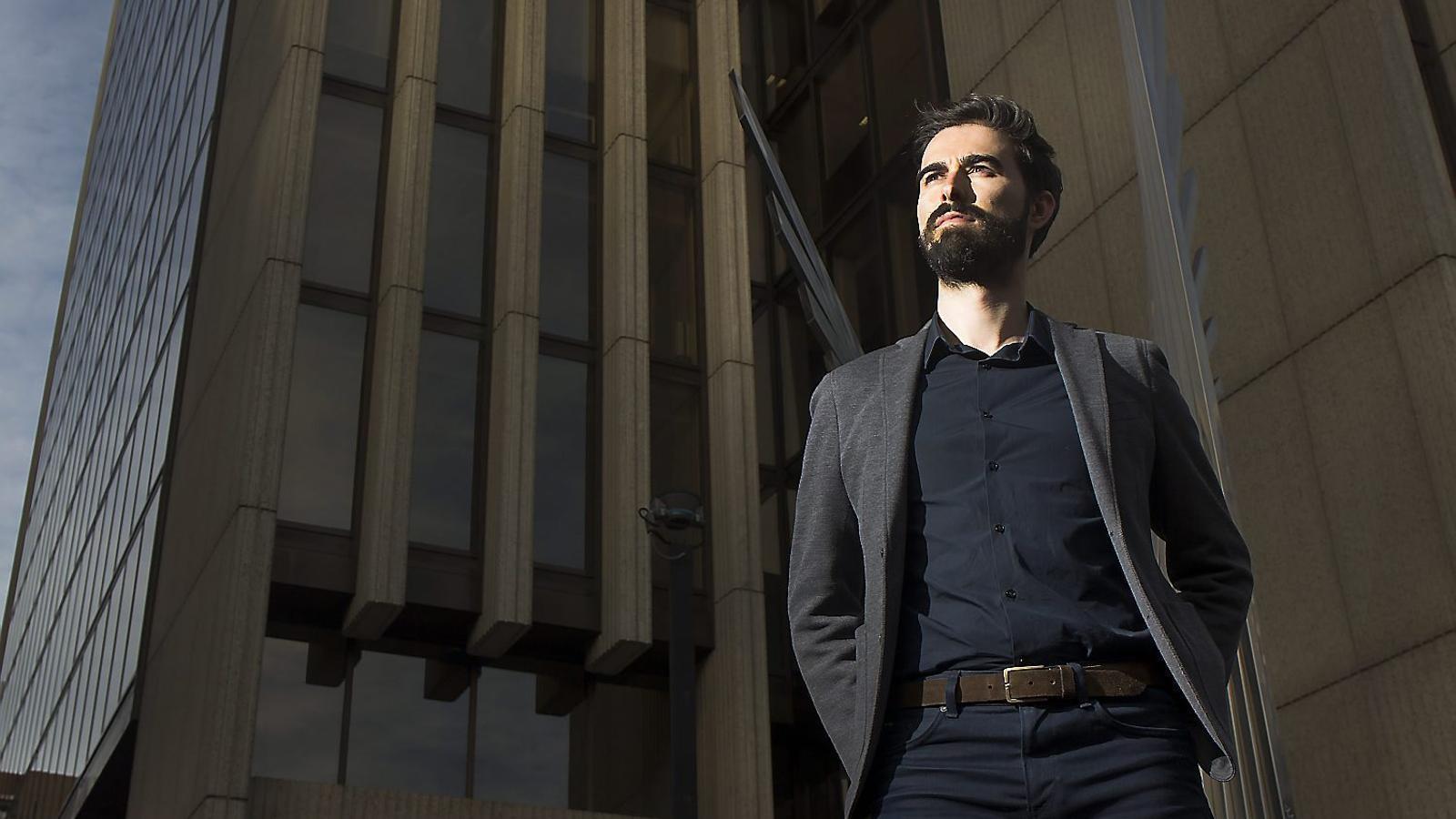 """Carles Lloret: """"Uber a Espanya no és economia col·laborativa"""""""