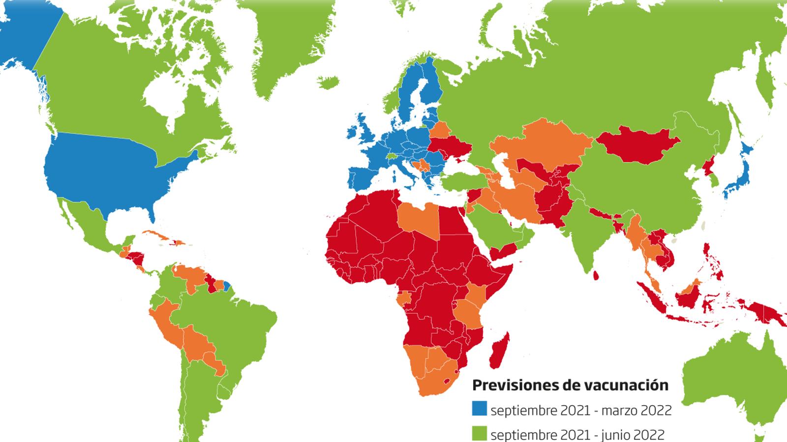 La patente, una barrera para vacunar al mundo de covid -19