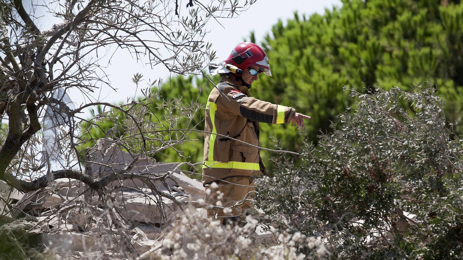 L'explosió a Alcanar evita una matança amb furgonetes bomba
