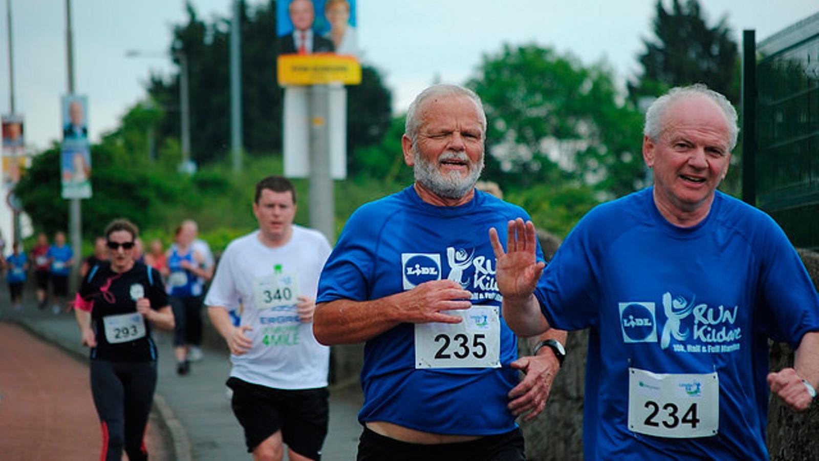 Córrer un gran exercici físic... També a partir dels 60 anys PRIMERA PART