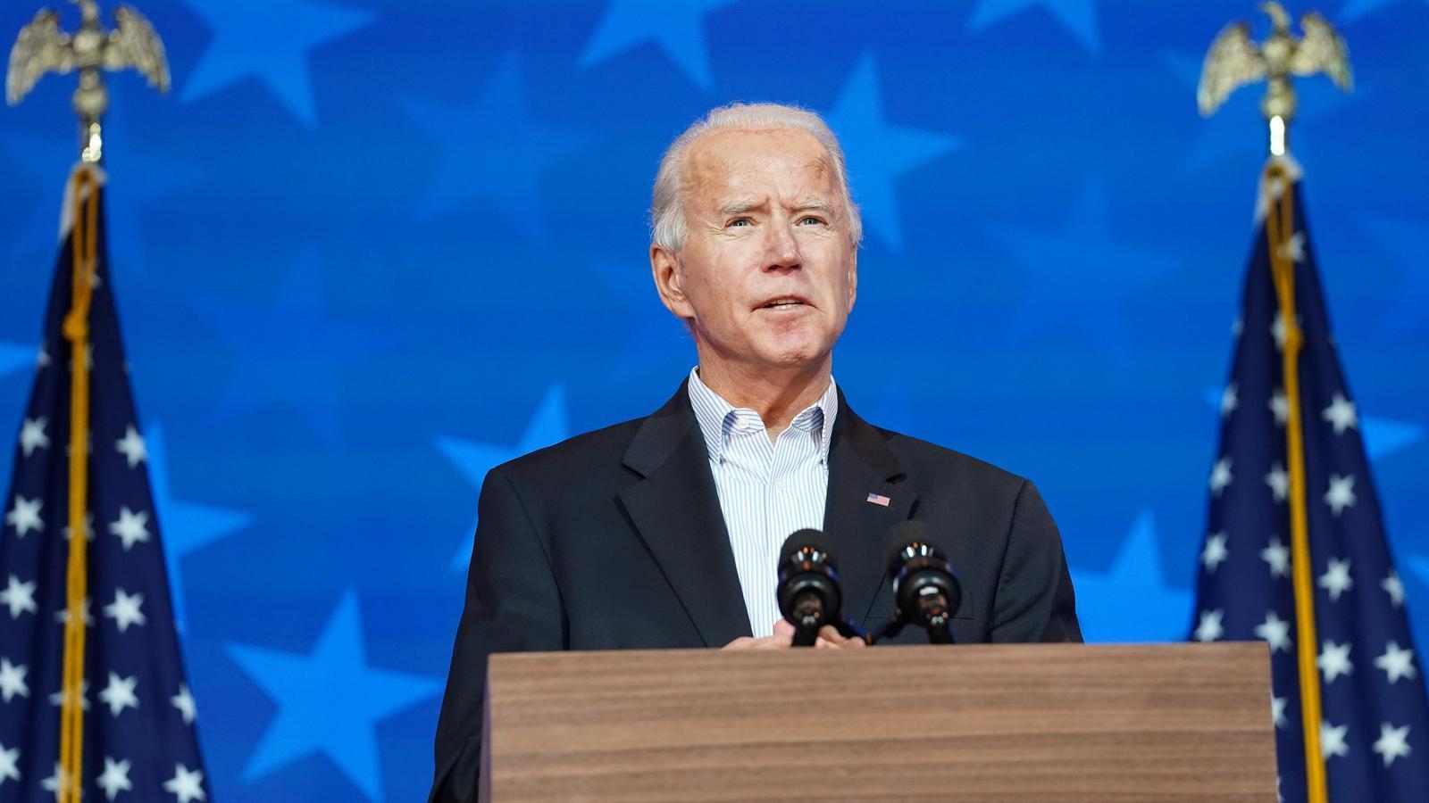 Joe Biden, el presidente más votado de la historia