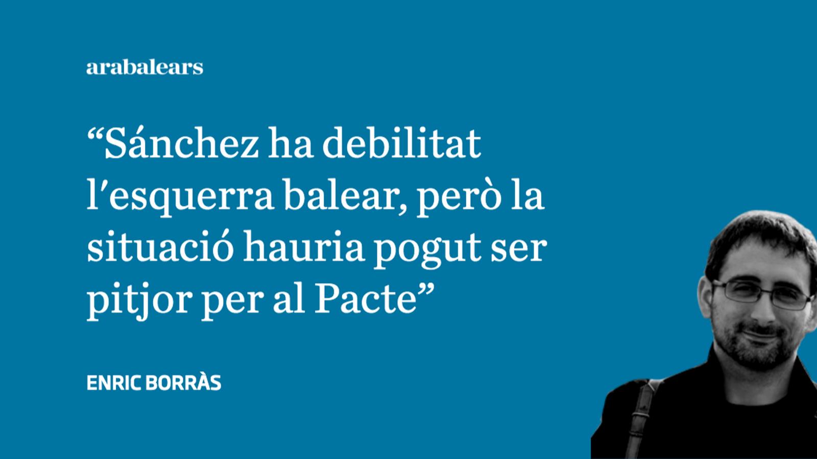 Pedro Sánchez fa mig any i 19.000 vots tard