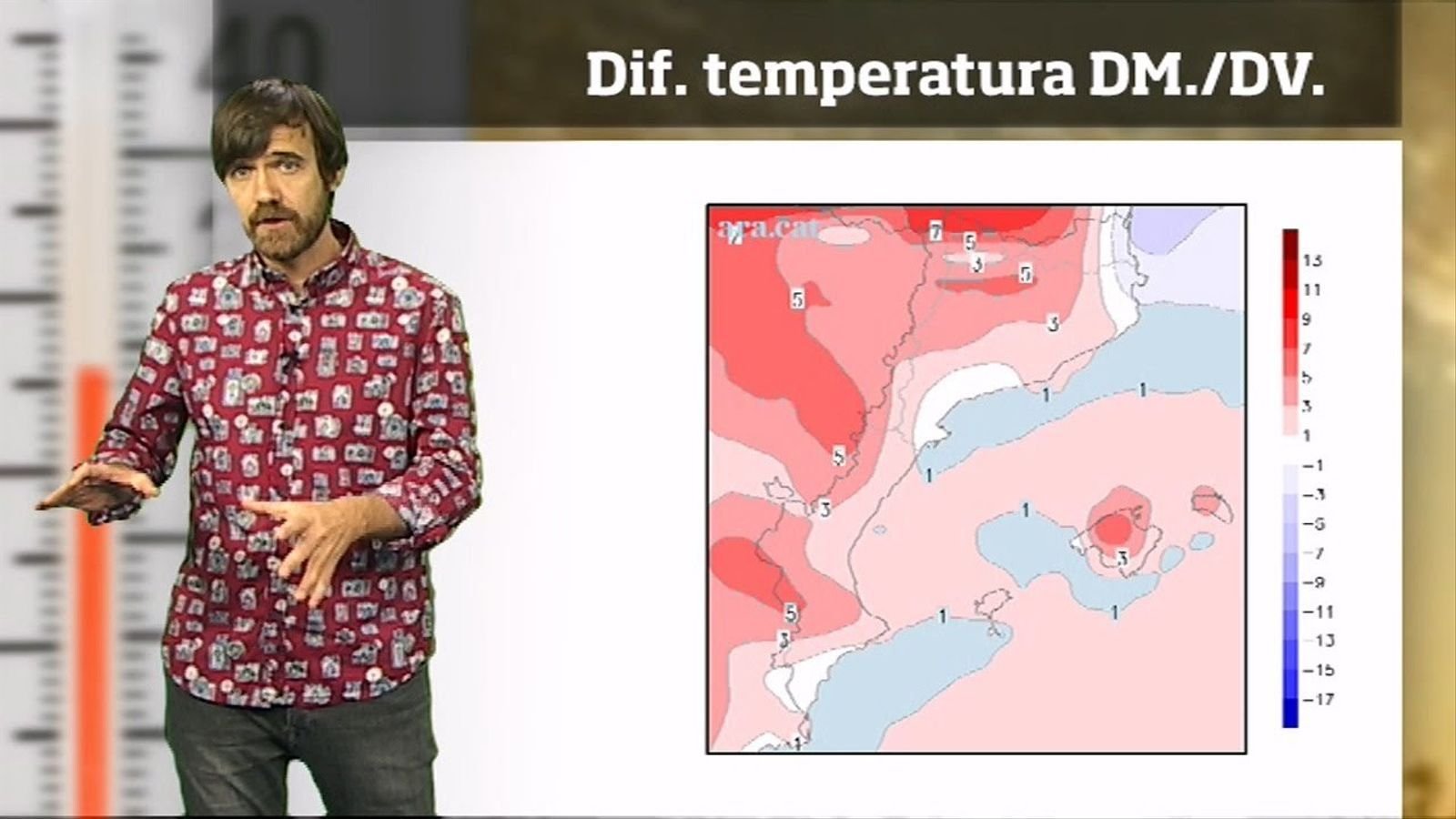 La méteo en 1 minut: calor encara més d'estiu