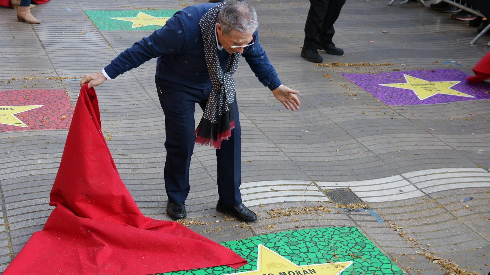 El sector teatral vol un passeig de la fama a la Rambla de Barcelona