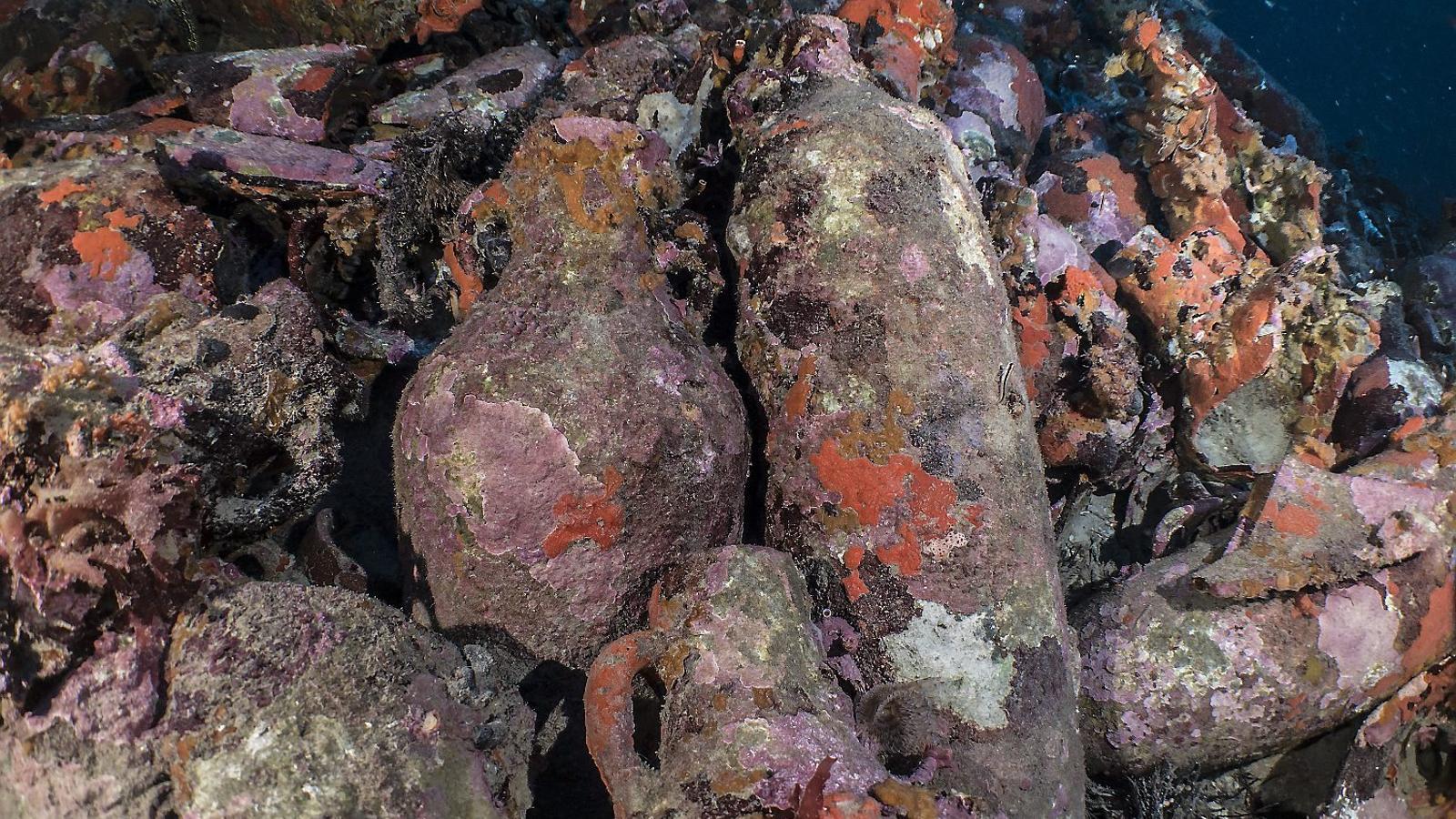 El vestigi romà més ben conservat de les Illes és a les aigües de Cabrera