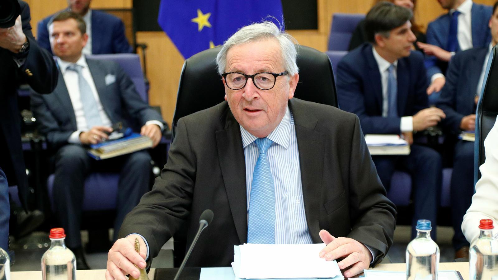 """La UE rep la dimissió de May """"sense alegria"""" i adverteix que el pacte pel Brexit no canviarà"""