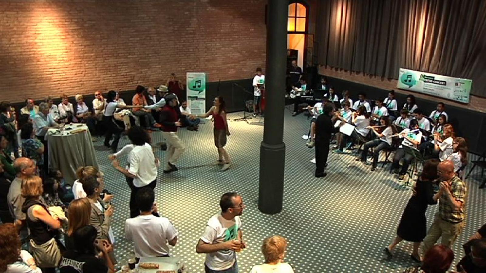 Barcelona Ciutat-Concert: 50 concerts simultanis per acostar la música als ciutadans