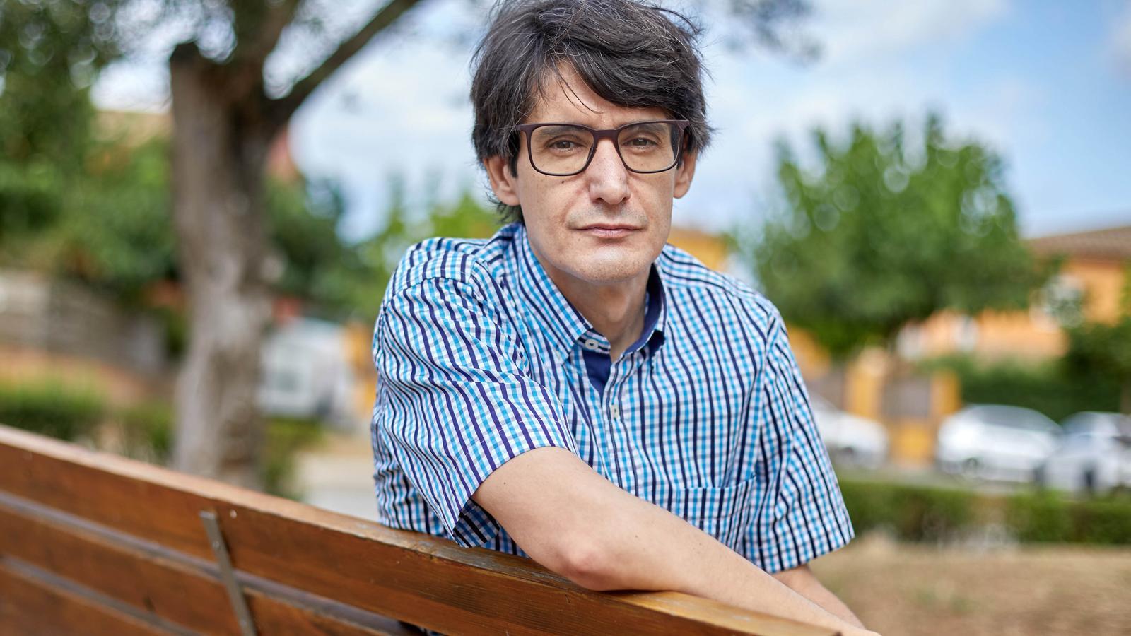 Miquel Martín Serra, l'escriptor descoberta d'aquest estiu