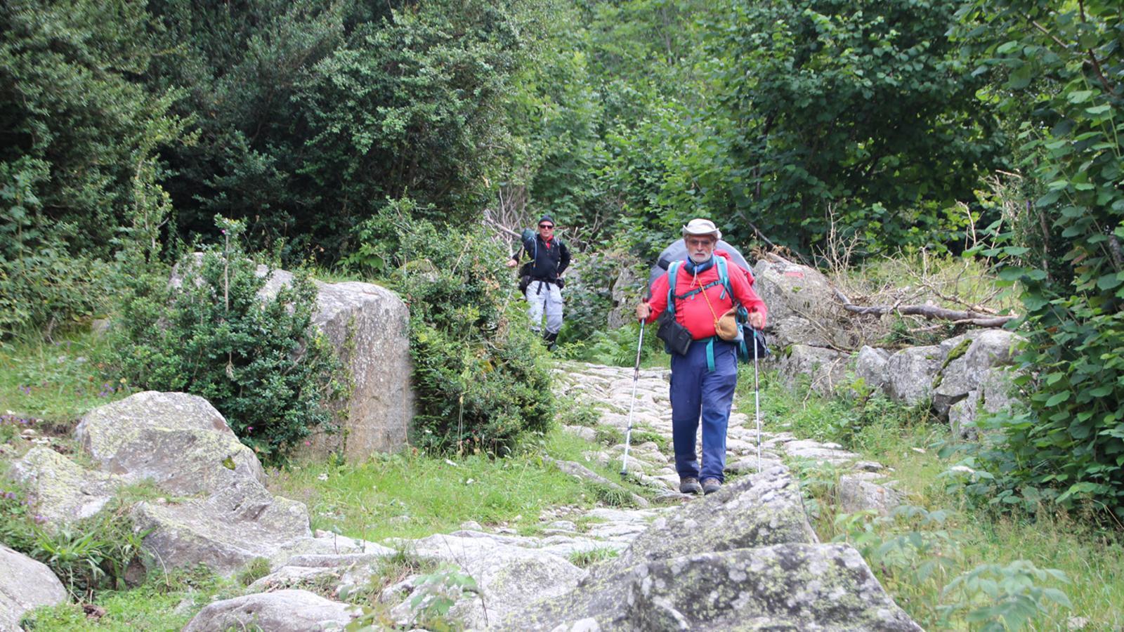 Camí d'accés al Madriu / ANA