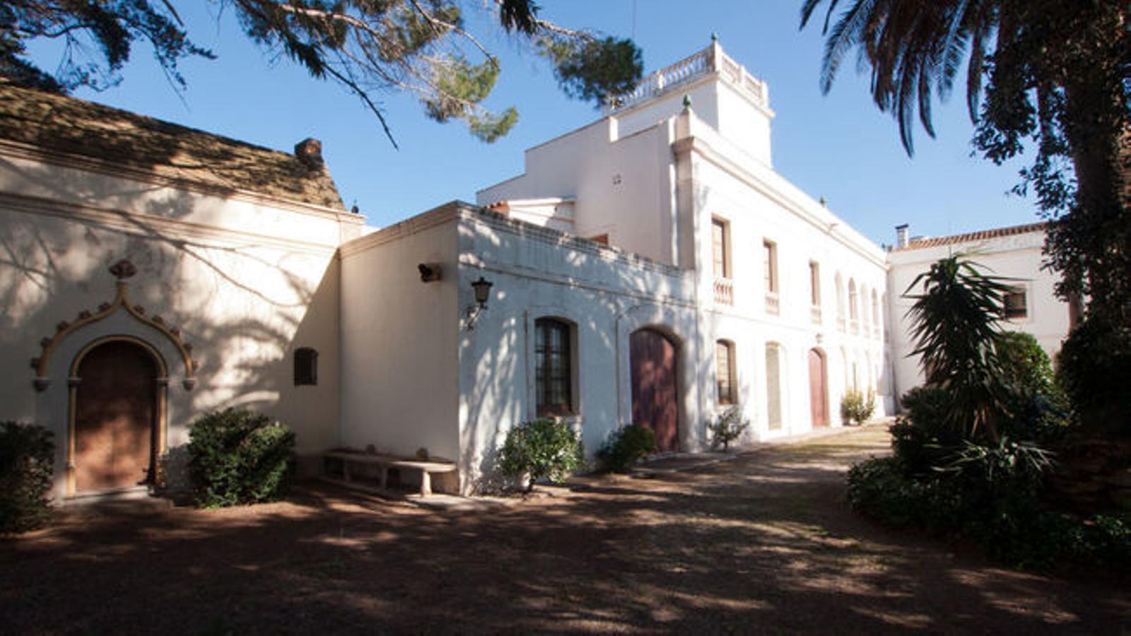 El govern espanyol subvenciona amb 200.000 euros la masia Mas Miró per la seva museïtzació