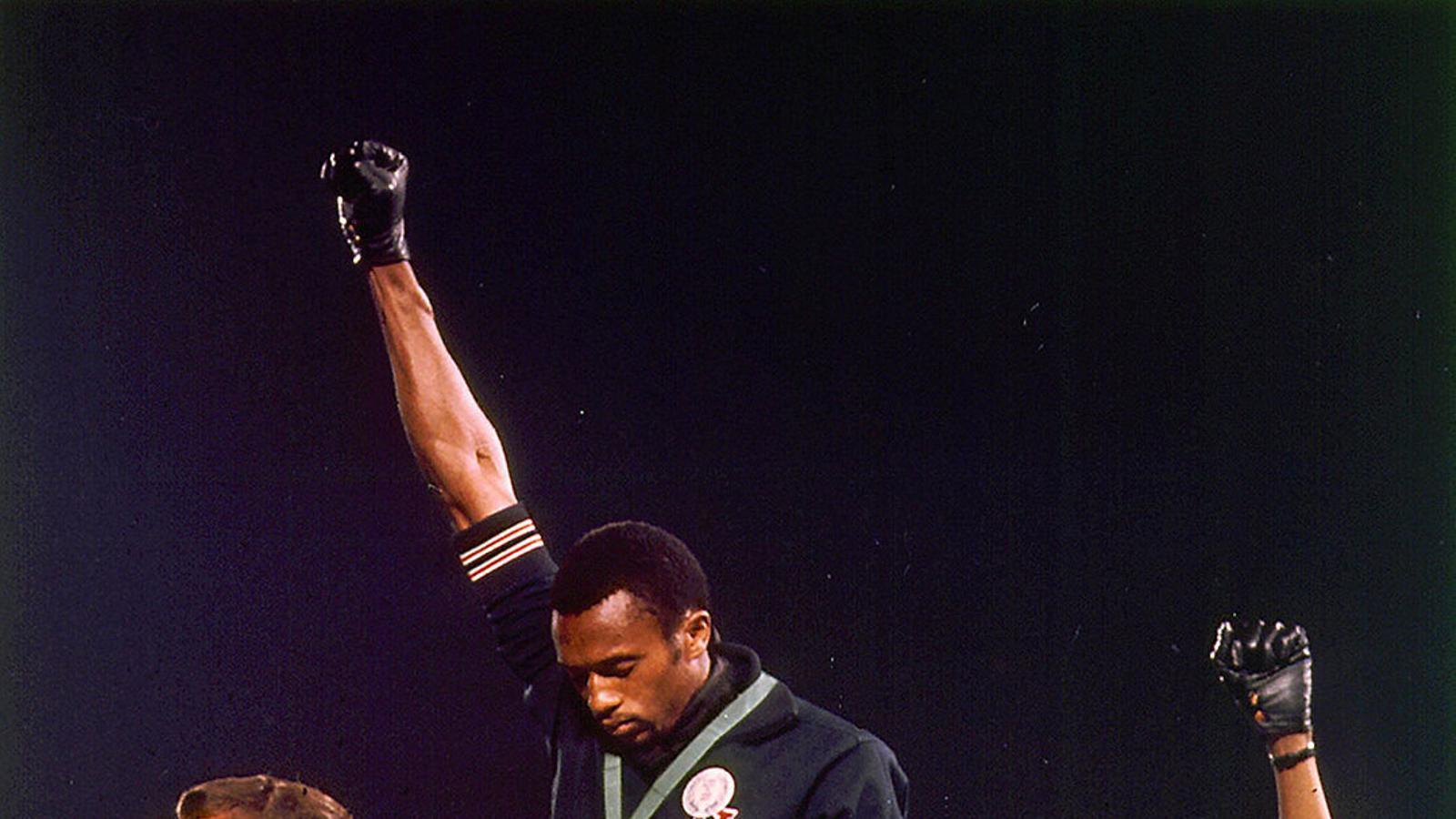 Nous esportistes rebels per la lluita inacabada contra el racisme