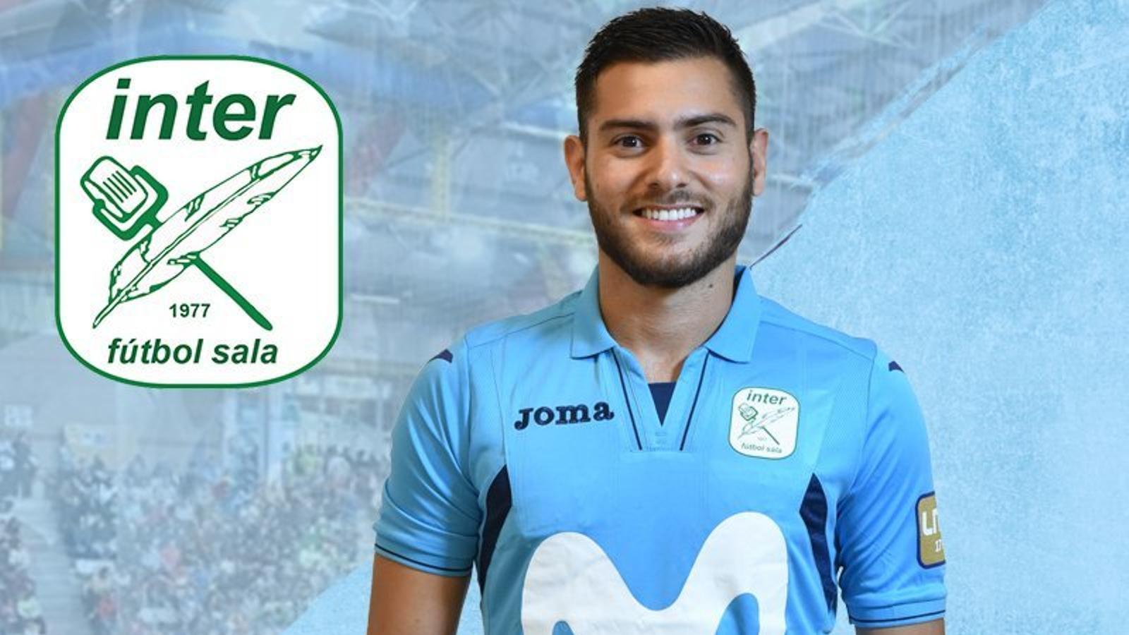 El Palma Futsal anunciarà aquest estiu el fitxatge del campió de lliga Bruno Taffy