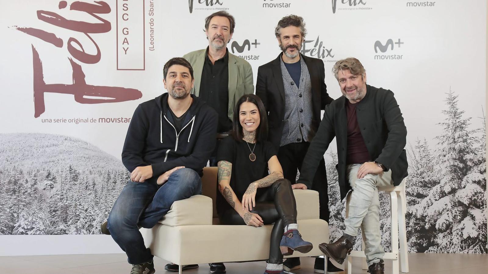 Cesc Gay s'estrena a la televisió amb un 'thriller' rodat a Andorra
