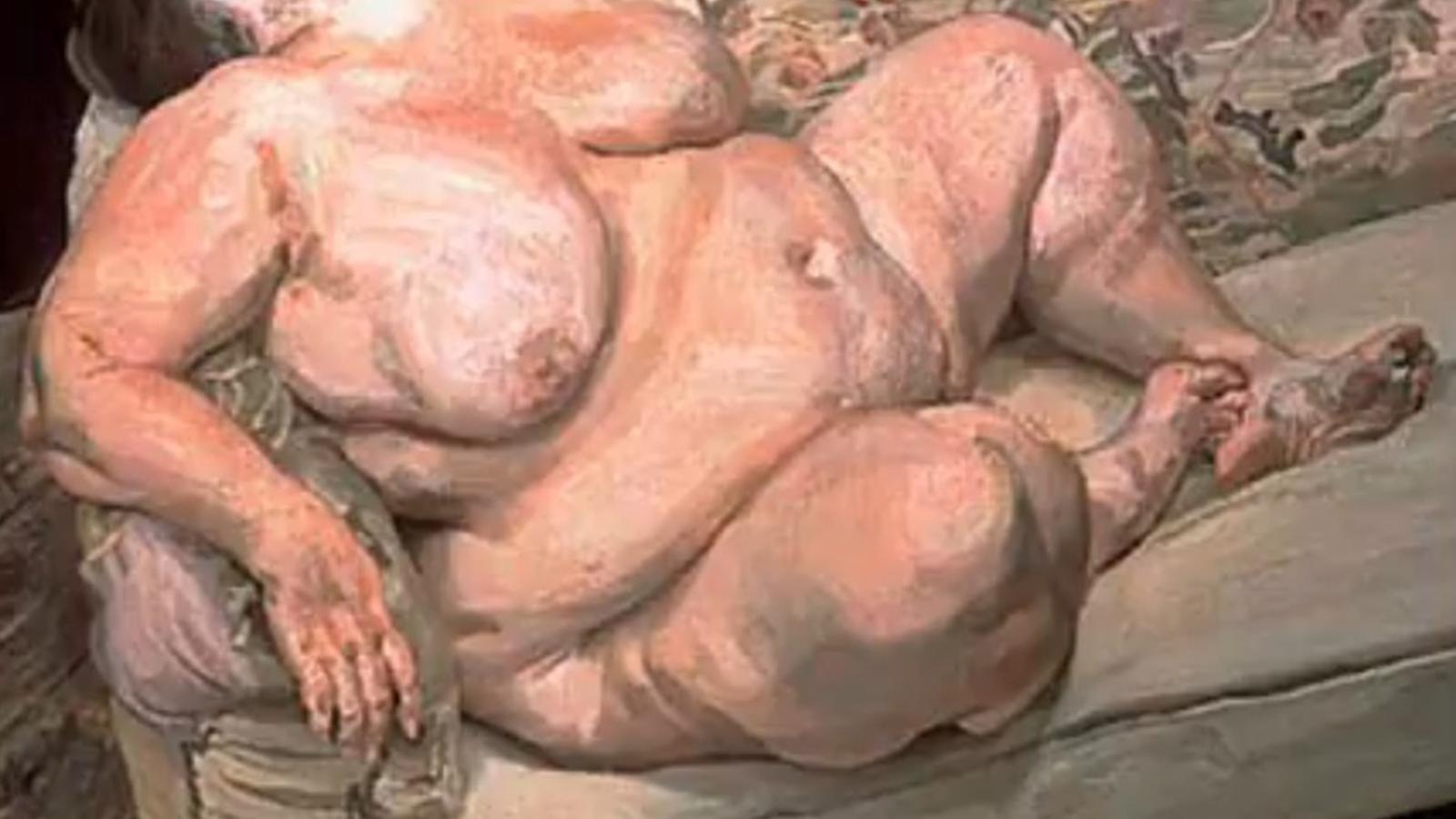 Un repàs dels retrats i nus més coneguts de Lucian Freud