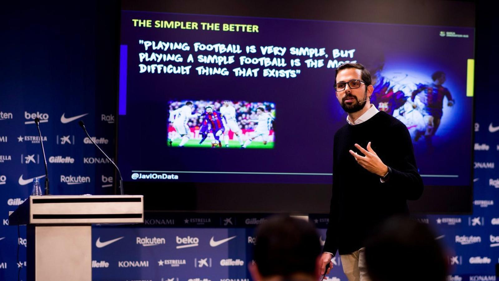 Barcelona imagina com seran els esports del futur