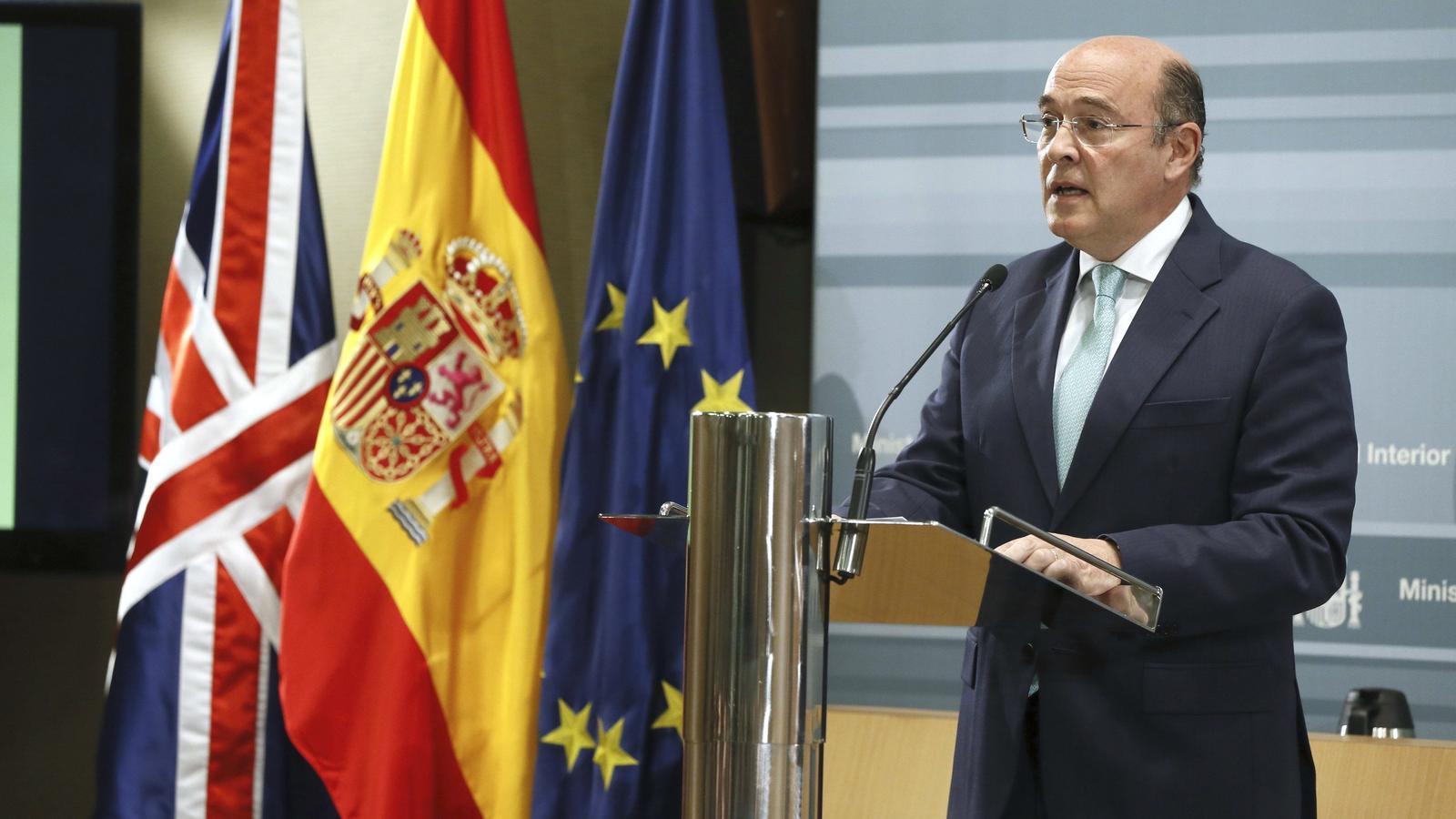 """Pérez de los Cobos dispara contra Trapero: """"El dispositiu dels Mossos l'1-O va ser una estafa"""""""