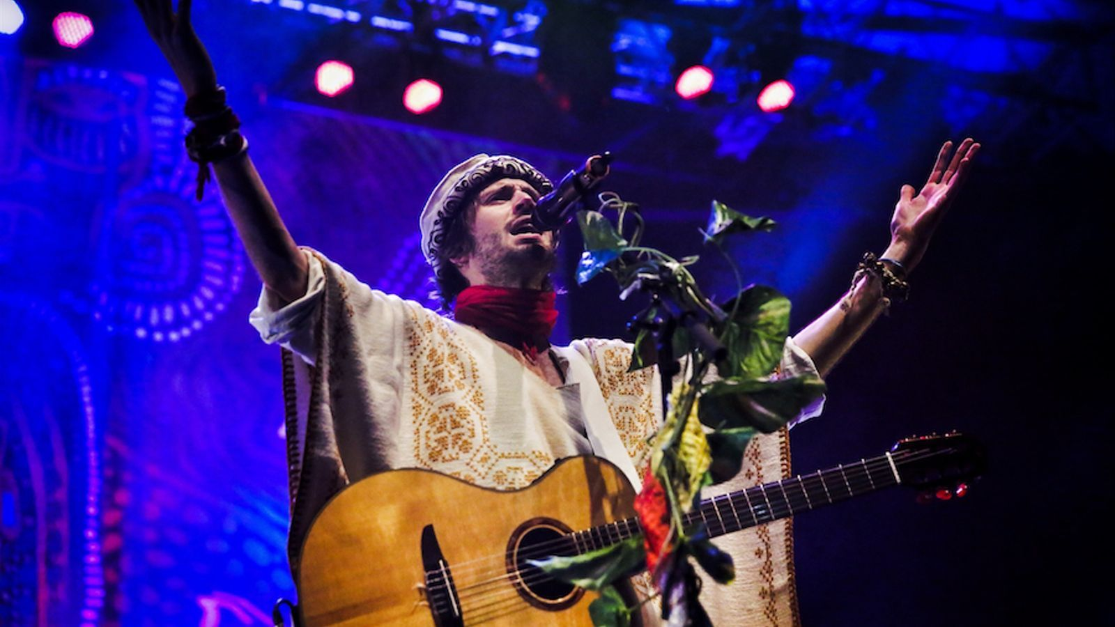 Crystal Fighters al Sant Jordi Club