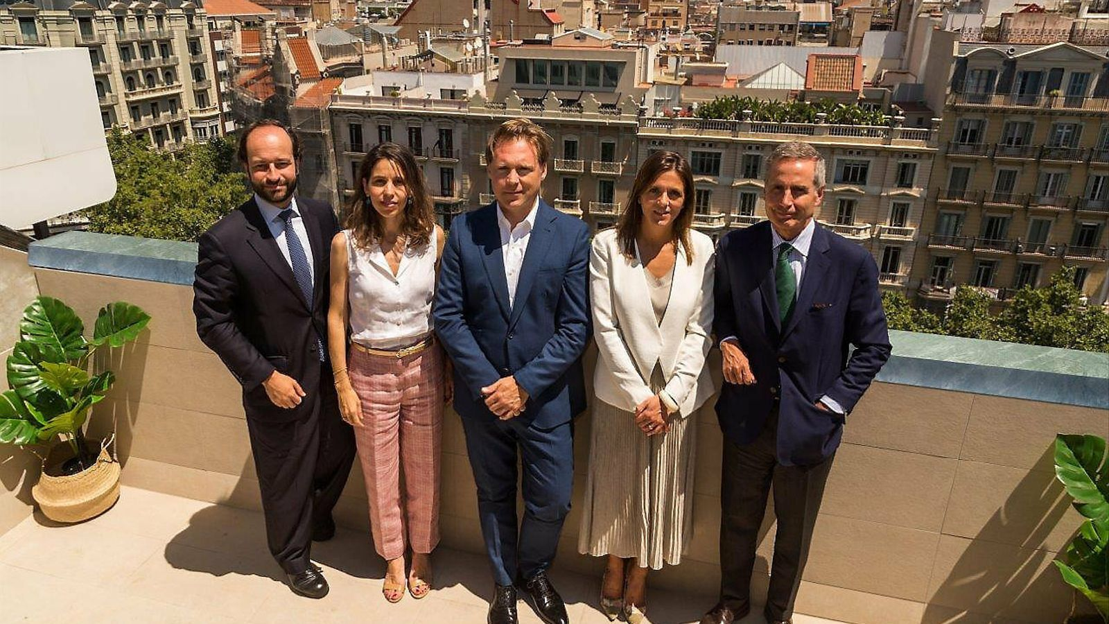 El banc d'inversió Alantra compra el 35% del fons català Asabys