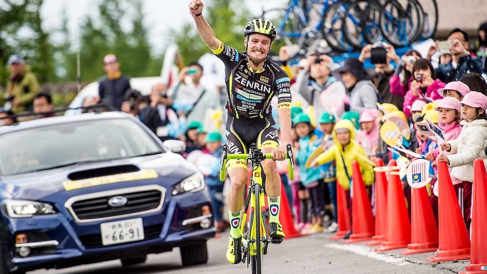 Somiar en el Tour de França i brillar al del Japó