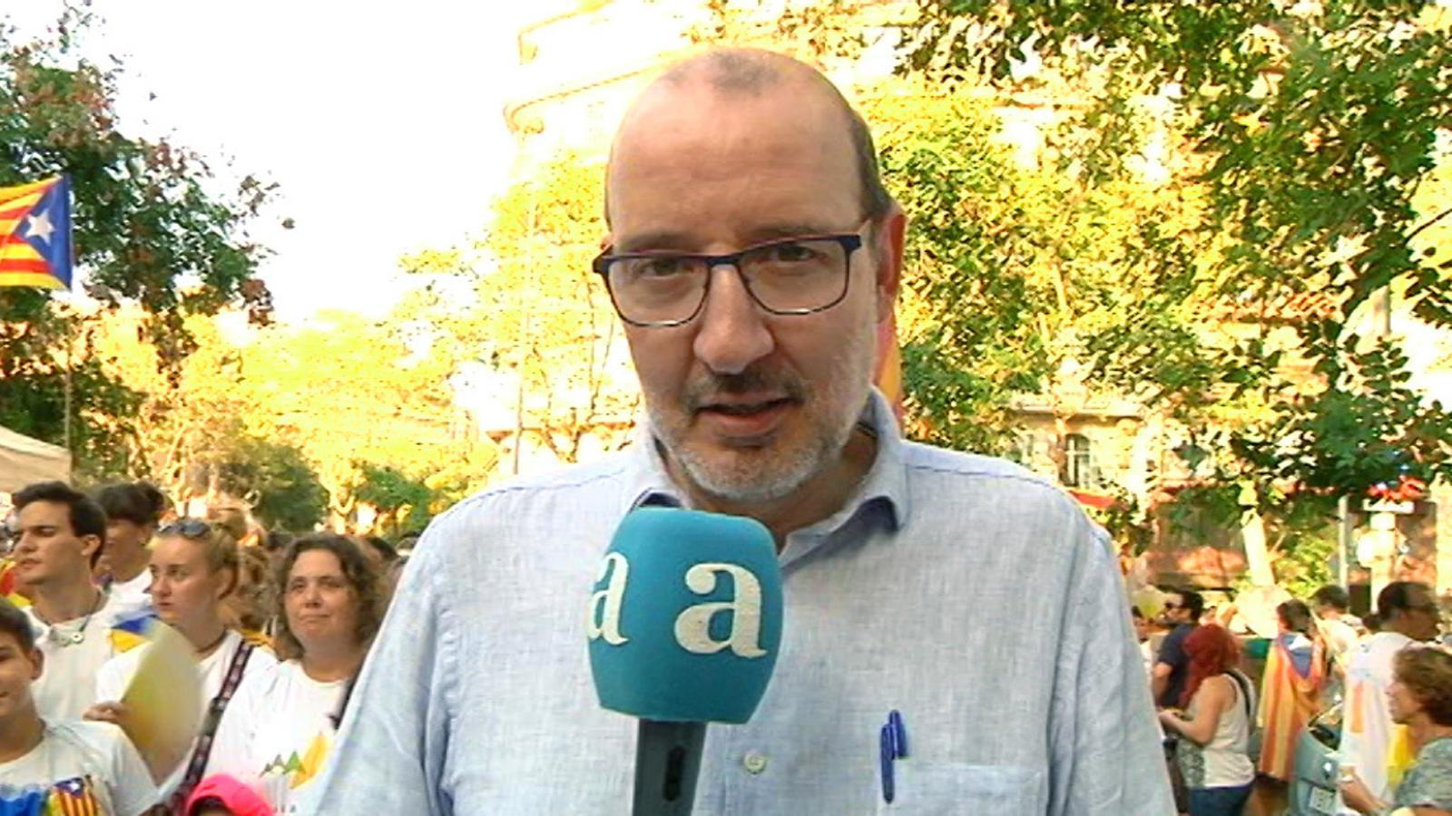 """L'anàlisi d'Antoni Bassas: """"Sr. Rajoy: tractarà tota aquesta gent com si fossin delinqüents?"""""""