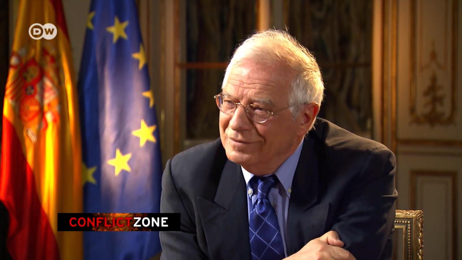 Borrell a Conflict Zone