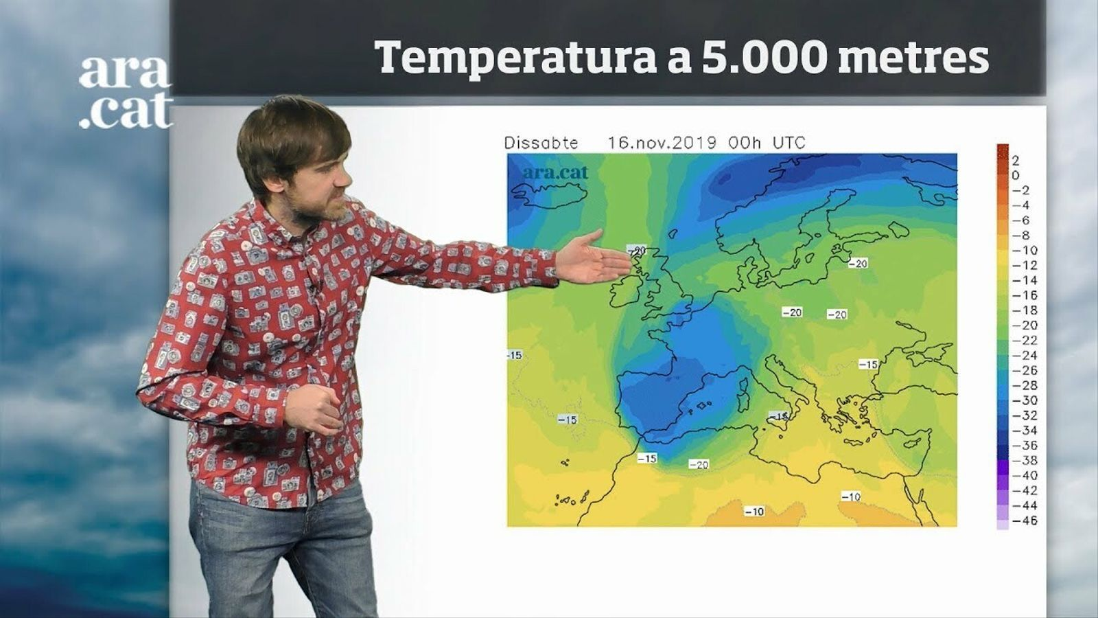 Méteo especial: el fred s'allargarà fins la setmana que ve