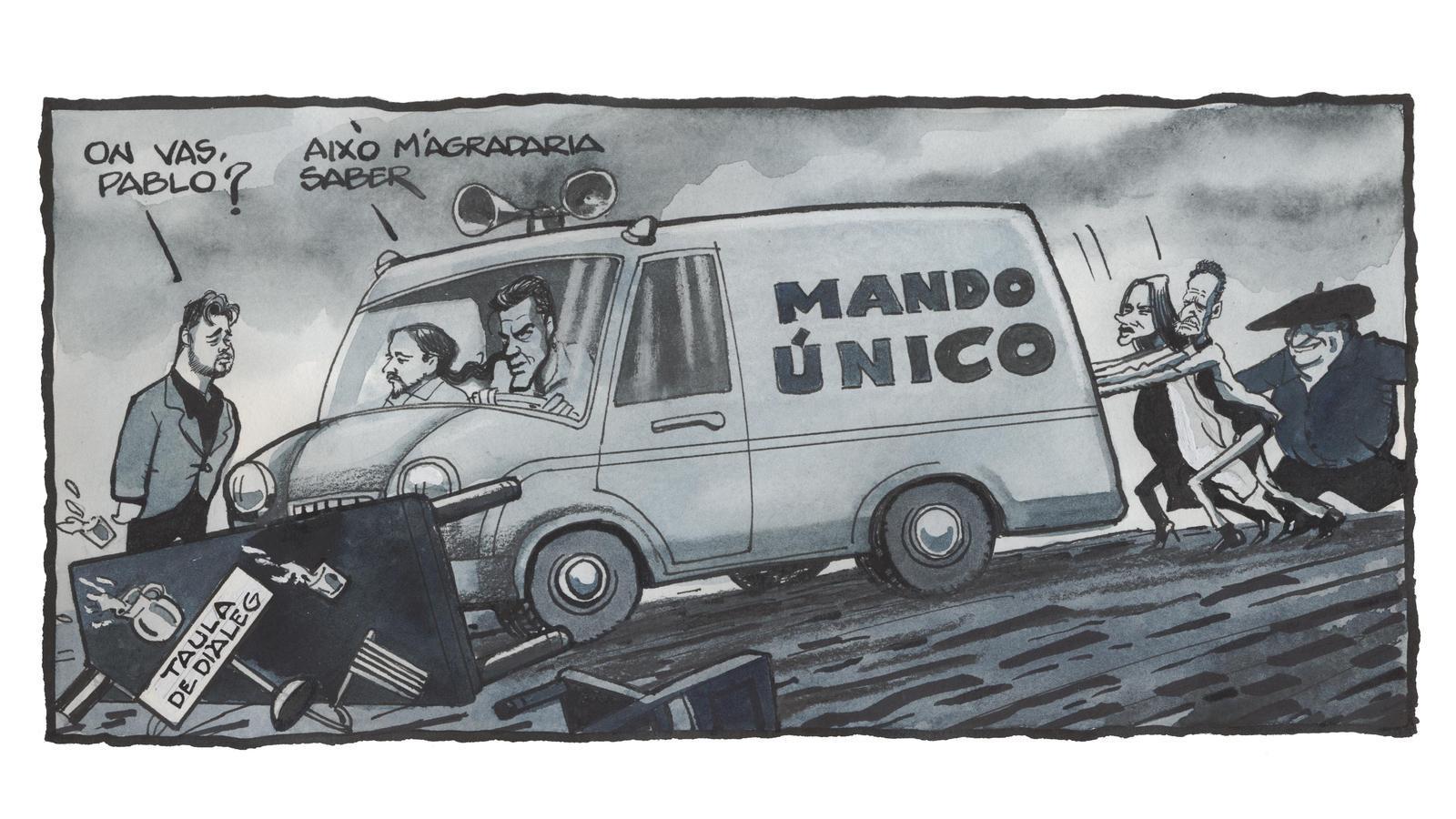 'A la contra', per Ferreres 21/05/2020