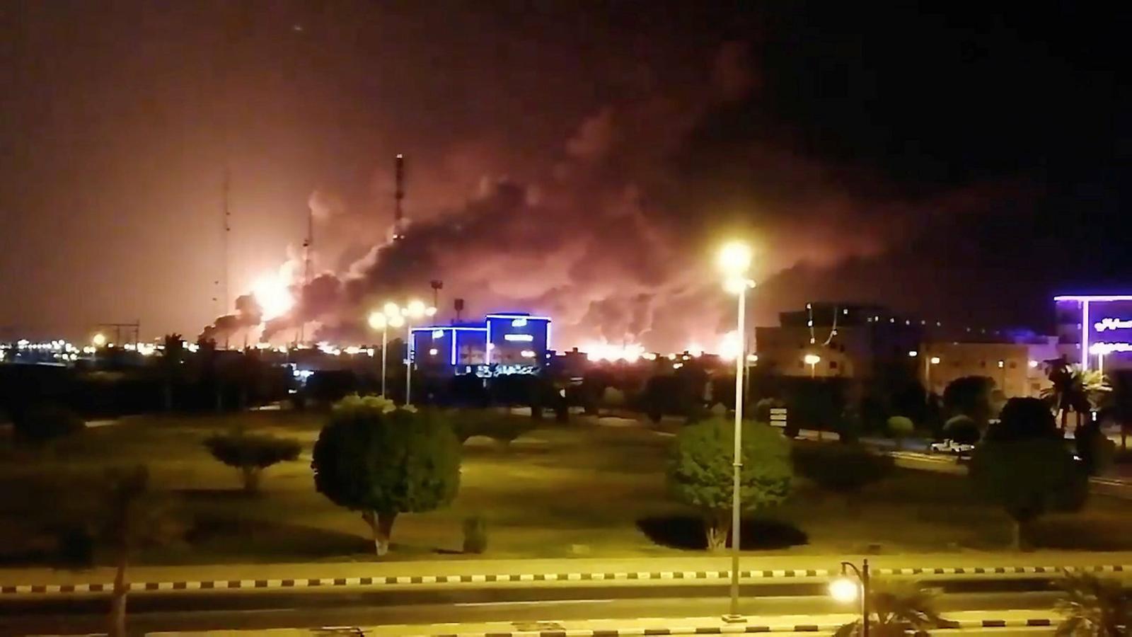 Els EUA acusen l'Iran de l'atac a les petrolieres saudites