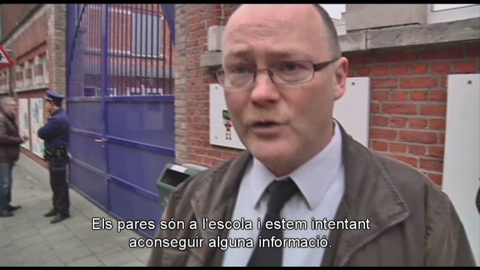 El director de l'escola dels nens accidentats a Suïssa, consternat davant la tragèdia